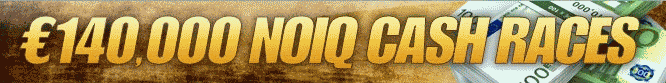 NoiQ Poker 140E May Cash Races