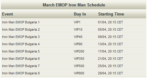 noiq-iron-man-schedule