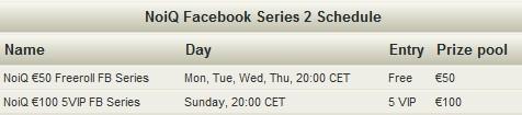 noiq-facebook-poker-series-2-schedule