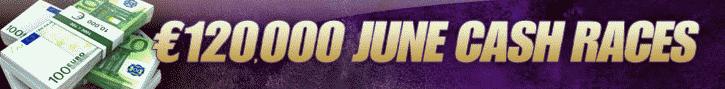 NoiQ Poker 120K June Cash Races