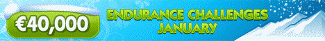 NoiQ Poker 40K January Endurance Challenge