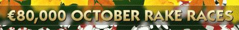 NoiQ Poker 80K October Rake Races