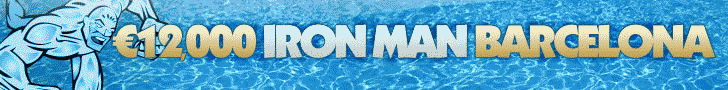 NoiQ Poker 12K August Iron Man