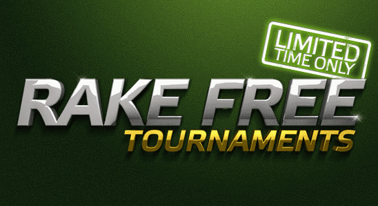 Party Poker & WPT Poker Rake Free Tournaments