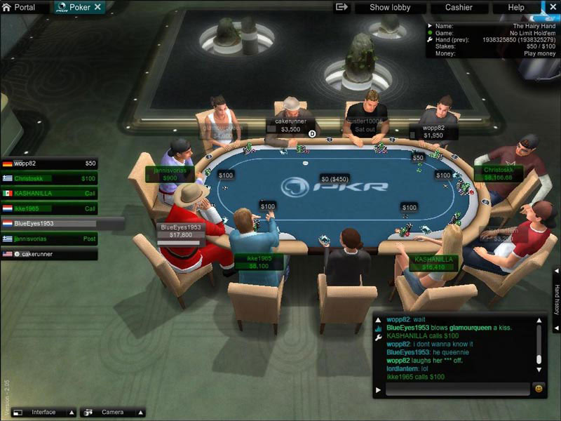 poker pkr
