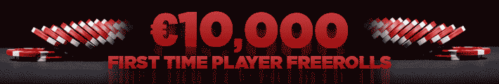 Poker Heaven 10K New Player Freeroll
