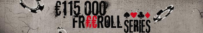 Poker Heaven 115k Freeroll Series