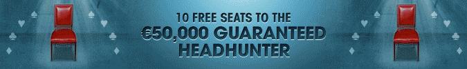 Poker Heaven 50K Guaranteed Free Seats