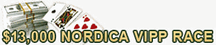 PokerNordica logo white