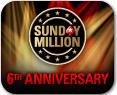 PokerStars 6th Anniversary Sunday Million