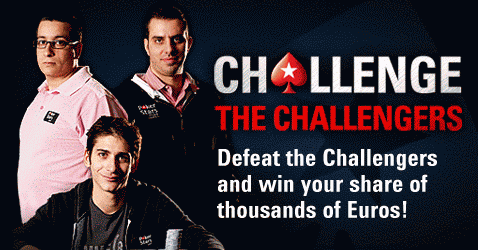 PokerStars Challenge the Challengers