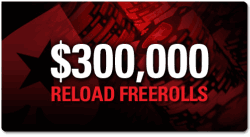 Pokerstars Reload Freerolls