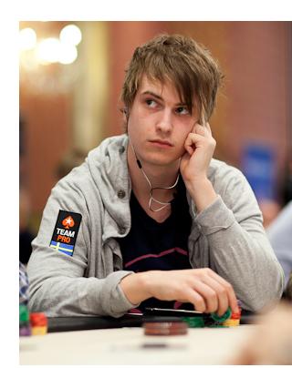 PokerStars Pro Viktor Blom