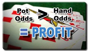 Pot Odds Basic