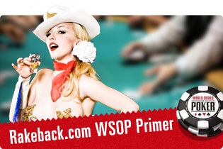 Rakeback.com WSOP Primer Where to Eat