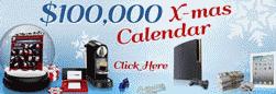 RedKings Xmas Calendar