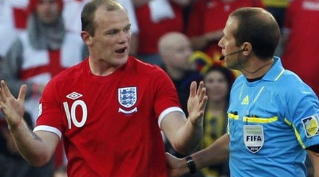 Wayne Rooney Caption Competition