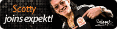 Scotty Nguyen Signed by Expekt Poker