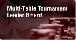 TLB PokerStars - Tournament Leaderboard
