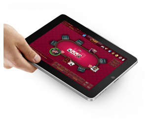 iPad Lottery - VIP Program - Rakeback.com