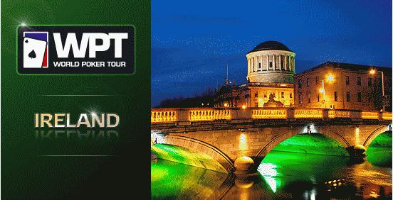 WPT Poker & Party Poker WPT Ireland