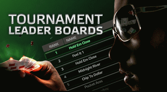 WPT Poker Tournament Leaderboards