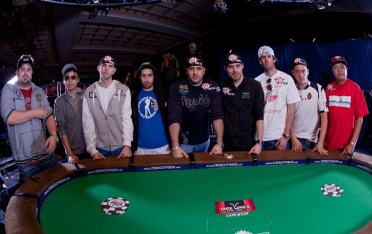 Watch the November 9 on ESPN's Coverage of the WSOP