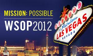 2012 WSOP Satellite Information