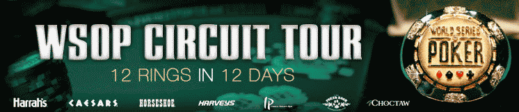 WSOP Circuit Events
