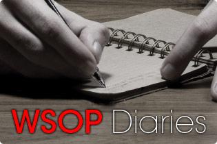 WSOp Diaries