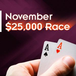 Rakeback.com $25,000 Rake Race