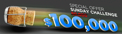 888Poker Sunday Challenge