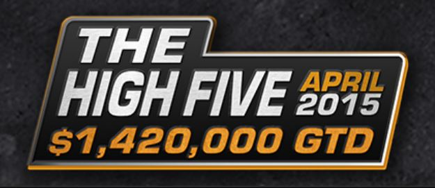 Americas Cardroom The High Five Million Sundays