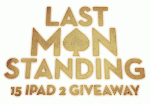 Betsafe Last Man Standing iPad 2 Giveaway
