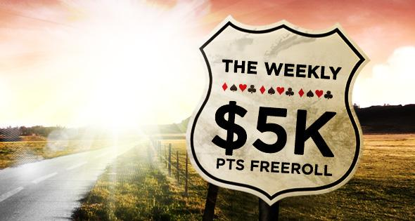 The Daily Free Roll At Sloto Cash Casino