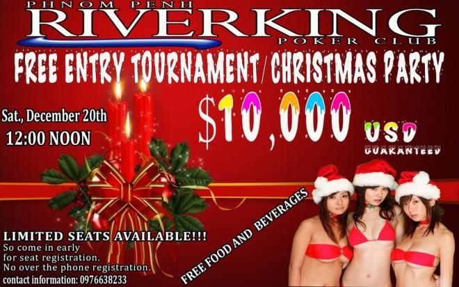 Cambodia Casino - RiverKing