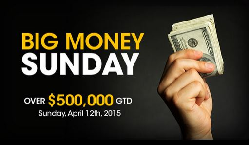 Carbon Big Money Sunday Details