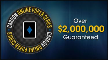 Carbon Poker Online Poker Series