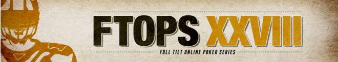 Full Tilt Poker FTOPS XXVIII