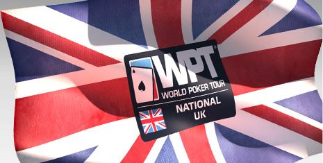 Party Poker WPT National London Package