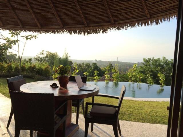 Poker in Bali