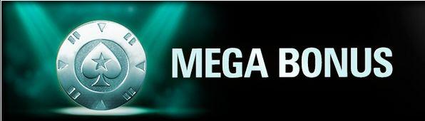 PokerStars Mega Bonus