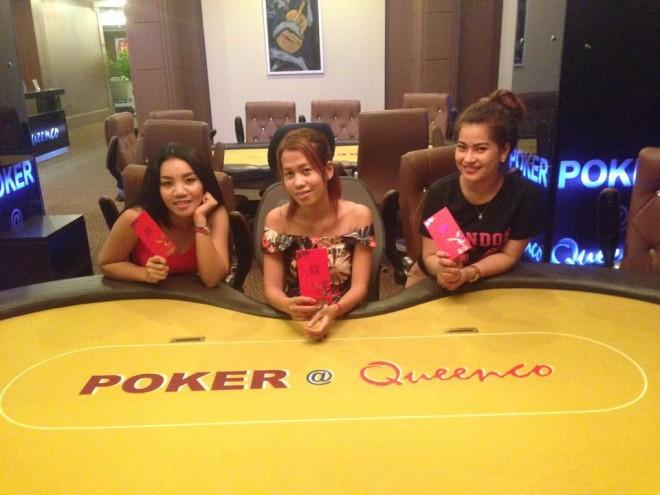 Queenco Cambodia Casino Dealers