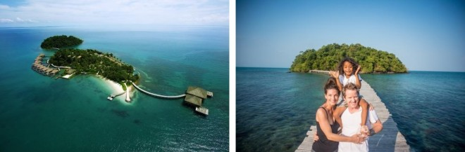 Where to Live in Cambodia - Buy an Island