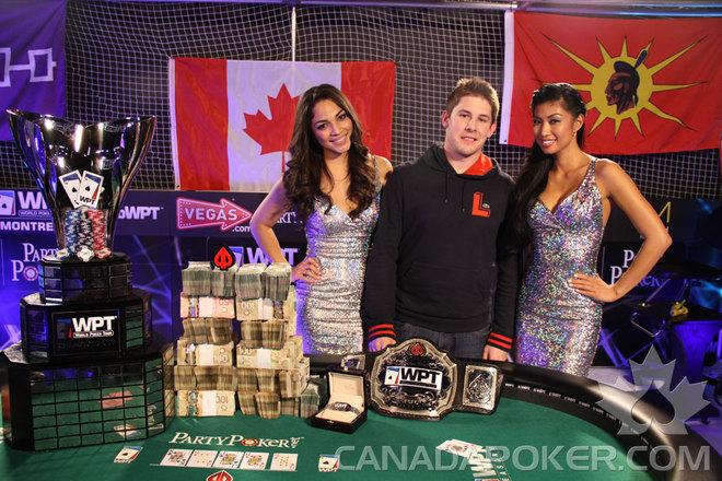 WPT Canada Poker