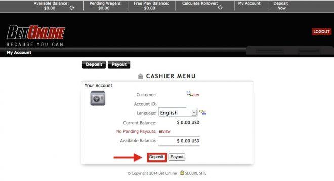 Bet Online Ltd