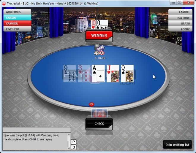 Which poker site has the best rakeback americas card room poker review