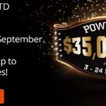 PartyPoker Powerfest In Full Swing – $35 Million Guaranteed