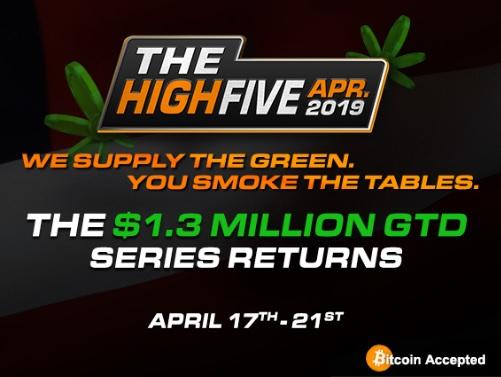 High Five $1.3 Million GTD Series April 17-21
