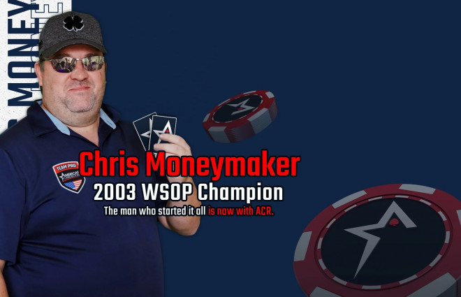 Chris MoneyMaker Joins Americas Cardroom Team